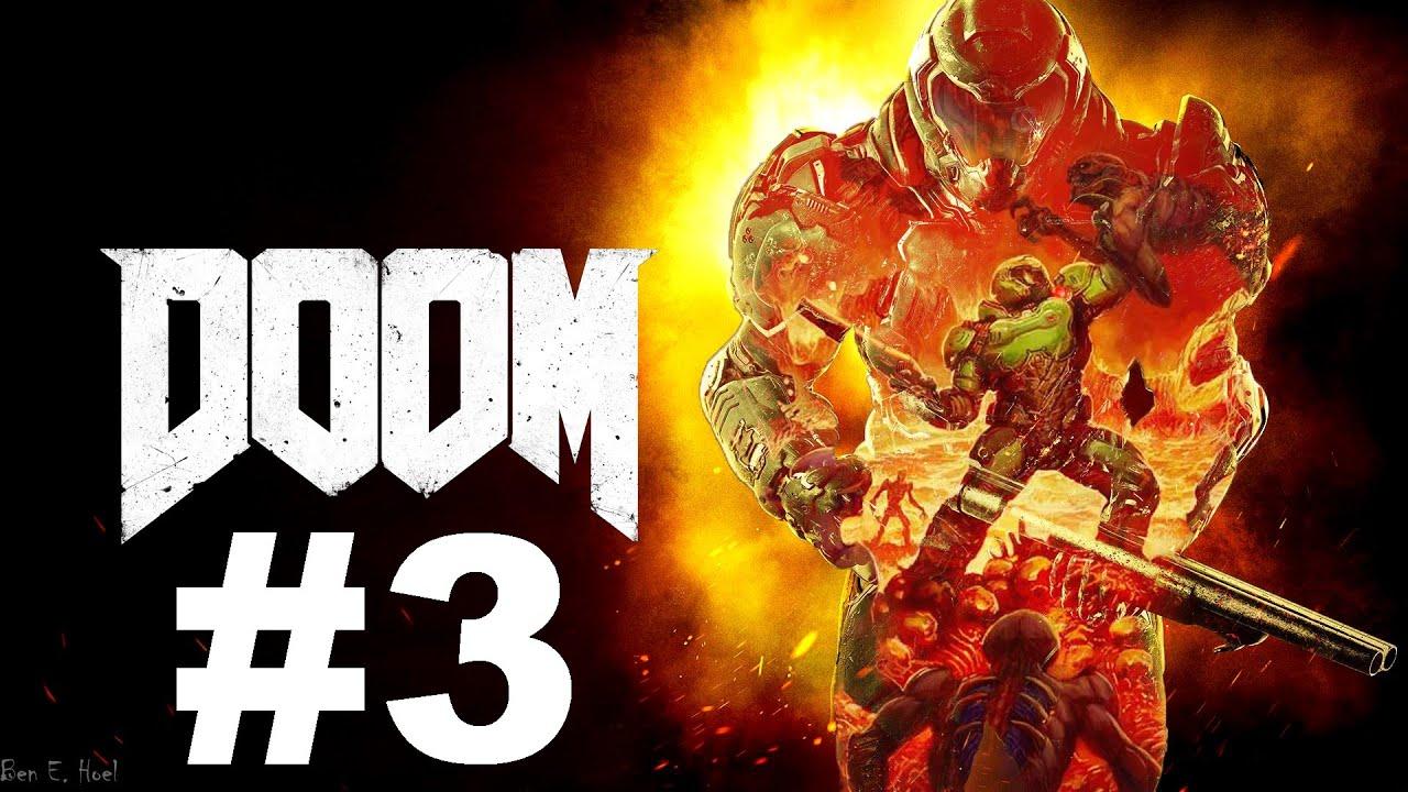 Doom (2016) | Campaña en Español | Parte 3 - Sin Comentarios/walkthrough  [1080p 60FPS PC ULTRA]