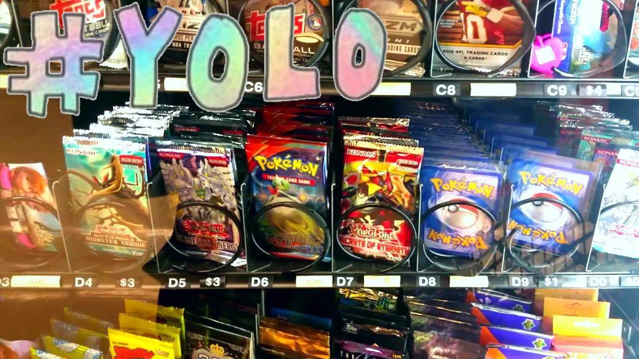 all vending machine