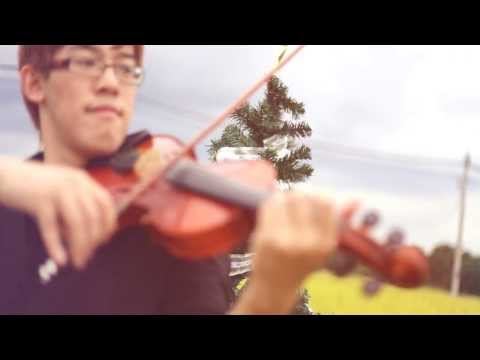 Wrapped In Red - Kelly Clarkson [covered by Samuel & Eugene, instrumental] (Official Music Video)