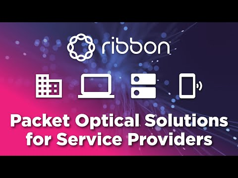 Packet Optical Solutions for Service Providers - Webinar