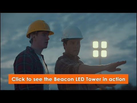 Lind Equipment's Beacon LED Tower