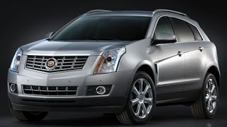2015 Cadillac SRX Start Up and Review 3.6 L V6