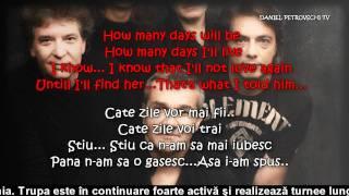 Holograf - Fara ea Without her (Versuri - Lyrics)