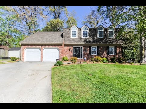 217 Cornel Dr Newport News, VA Home For Sale