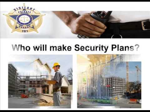 Construction Site Safety Plan YouTube – Construction Site Security Plan