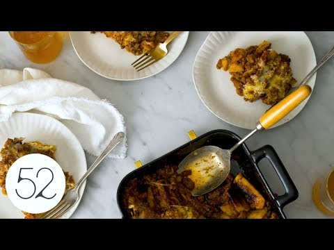 Pastelón with a Southern Twist I Food52