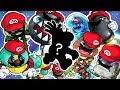 - Top 10 Super Mario Odyssey CAPtures