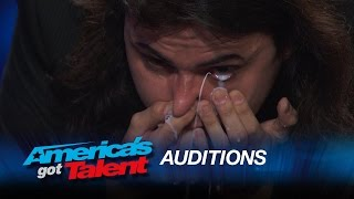 Youngblood: Performer Squirts Milk Out of His Eyes - America