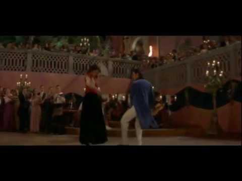 Dance of Passion in Love - Catherine Zeta  Jones and Antonio Banderas (The Mask of Zorro - 1998) HD