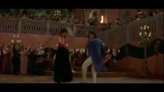 Dance of Passion in Love - Catherine Zeta  Jones and Antonio Banderas (The Mask of Zorro - 1998) HD