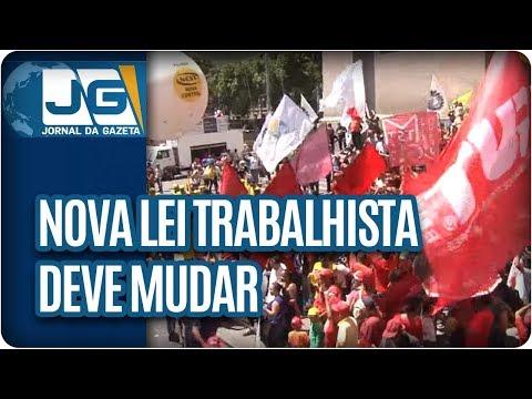 Rodolpho Gamberini/Nova lei trabalhista deve mudar