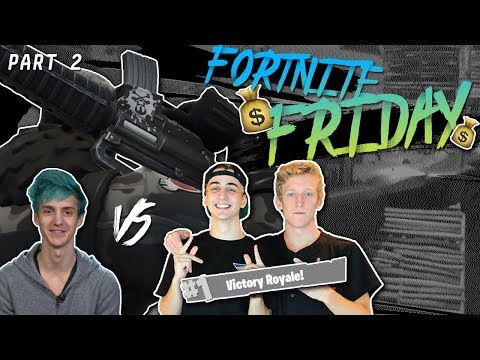 $20,000 Fortnite Tournament FINALS!!! Ninja & KingRichard Vs. FaZe Tfue & Cloak | Part 2