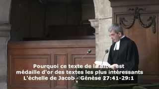 Pourquoi ce texte de la Bible est un des plus intéressants (Jacob et son échelle)