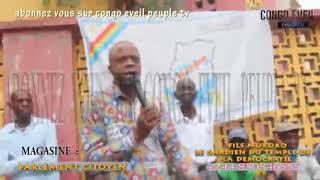 FILS MUKOKO NA PARLEMENT DEBOUT YA GOMBE IDOLOGIE TOUJOURS