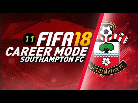 FIFA 18 Southampton Career Mode Ep11 - RELEGATION FIGHT BREWING!!