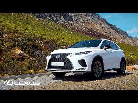 Introducing The New Lexus RX