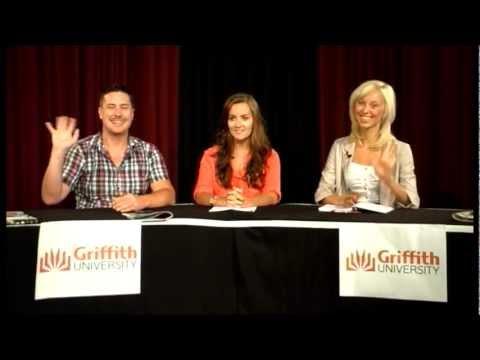 Griffith Uni News Friday show 1