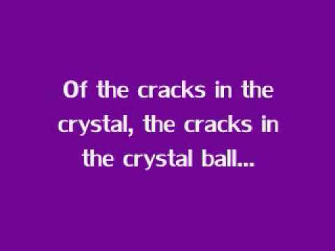 Crystal Ball by Pink with Lyrics