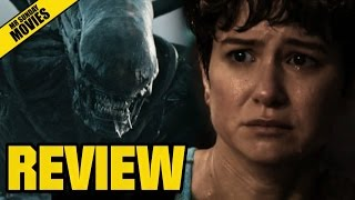 Review - ALIEN: COVENANT (pfffffffft)