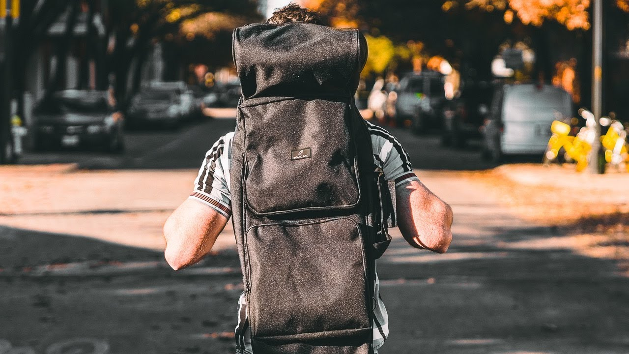 boosted boards best board bag youtube
