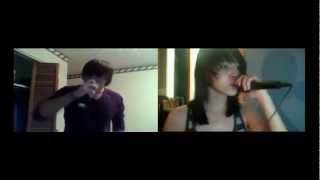 sleeping with sirens do it now remember it later dual vocal cover