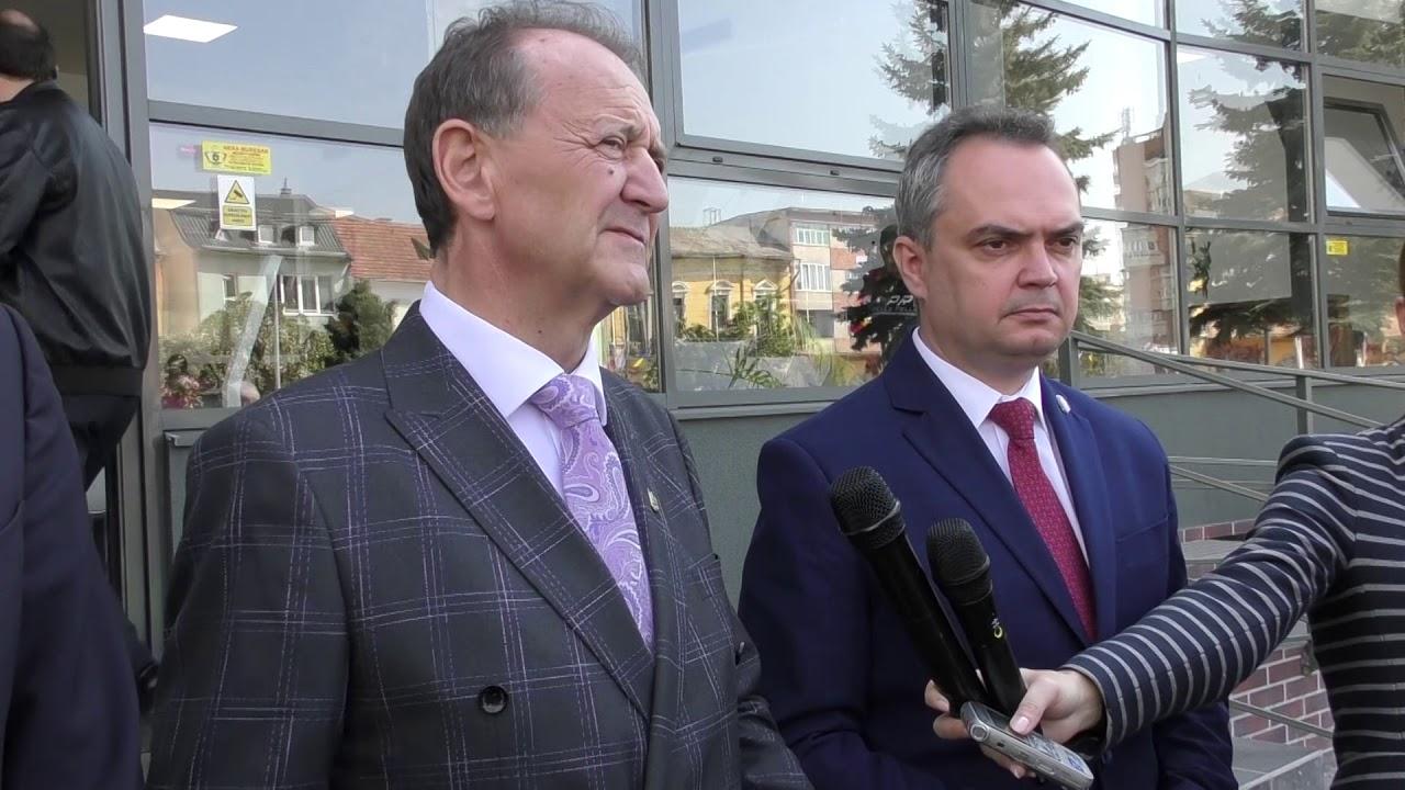 Inaugurare Serviciu Pașapoarte, la Turda (24.04.2019)