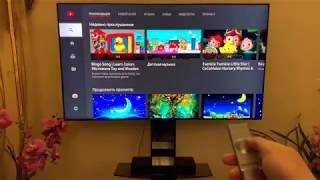Телевизор Samsung Q7F55 QLED TV 2018 | QE55Q7FNAU | Часть 2 | обзор, качество, отзыв