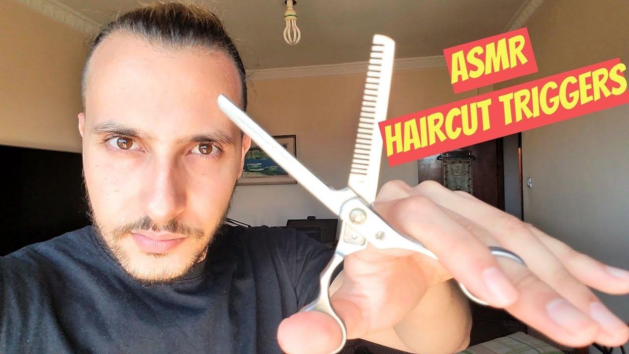 ASMR ✂️ Men's Haircut & Beard Shaving