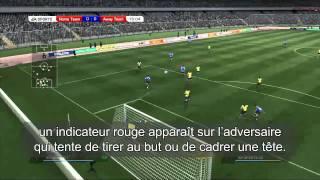 FIFA 11 - Deviens Gardien (Tutorial)