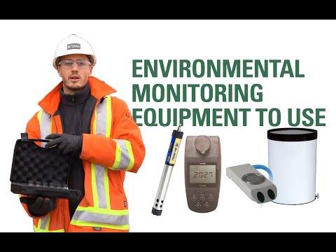 ESC Monitoring Equipment: Environmental Monitoring Requirements Series