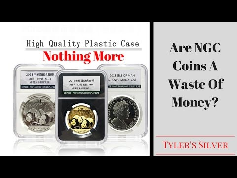 Why I Don't Buy NGC Slabbed Coins