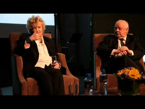 Characters in Conversation: Brenda Fricker & Jim Sheridan discuss how they deal with scripts'