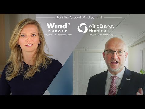 Global Wind Summit 2018 promotional video