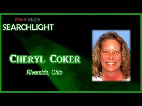 Cheryl Coker on Brainscratch Searchlight