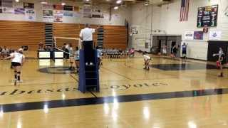 Girls Volleyball: El Camino Real vs. Calabasas (2014) Thumbnail