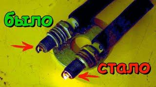 Вечные высоковольтные провода своими руками, с ними вы не узнаете свое АВТО !!