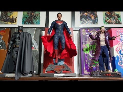 HOT TOYS COLLECTION. REPOSE VIDEO