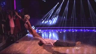 Derek Hough and Kellie Pickler's Encore performance on DWTS 5-21-13