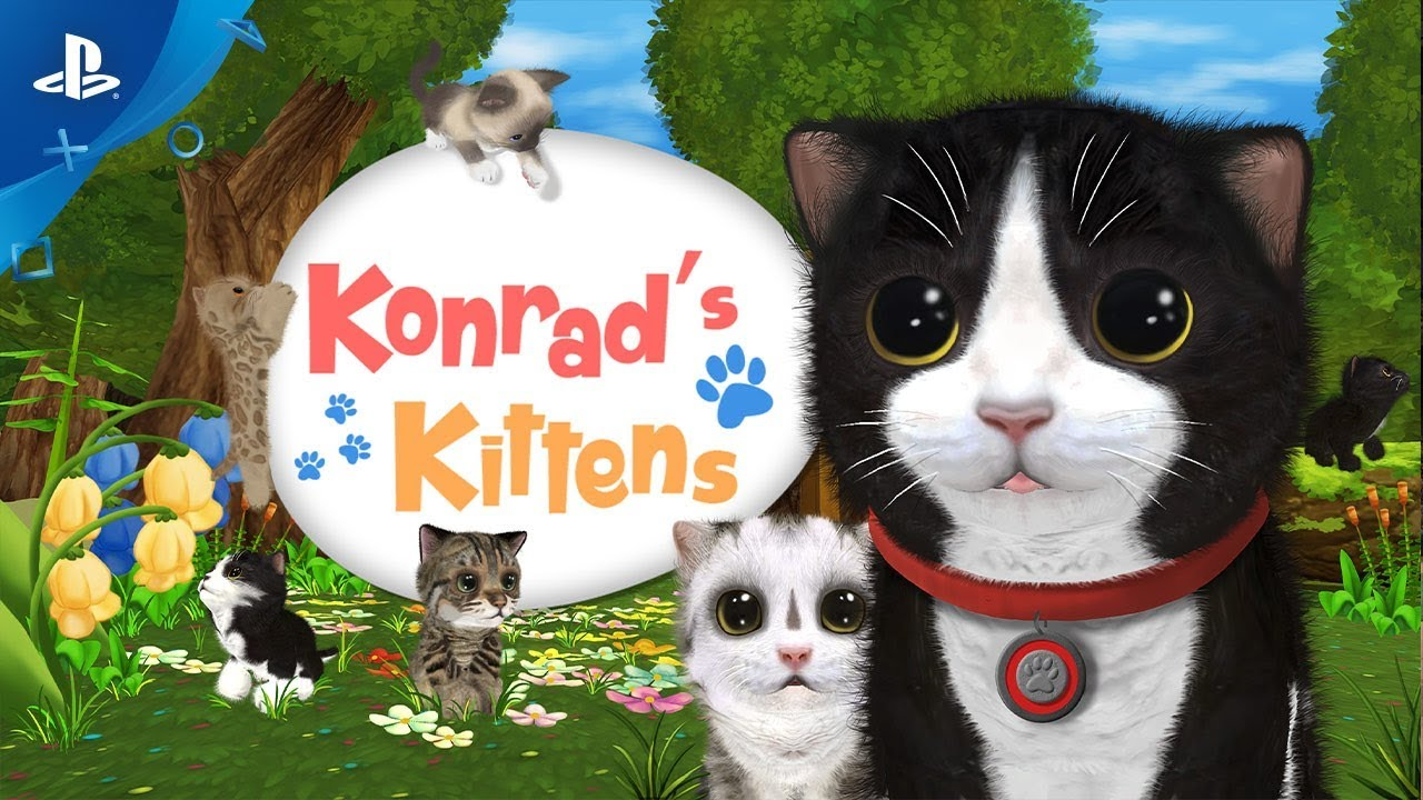 Konrad the Kitten - Update 2.0 | PS VR