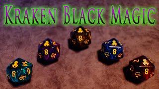 Kraken Black Magic Dice