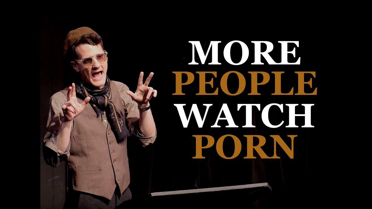 Artsy Filmmaker Transitions To Gay Porn - Daniel Lempert
