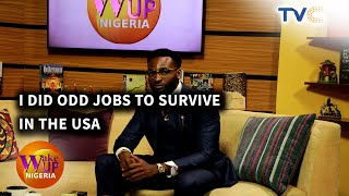 I Did Odd Jobs In The US To Provide For My Family - Gbenro Ajibade