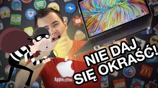 Już mi NIE UKRADNĄ MacBooka!  | AppleNaYouTube