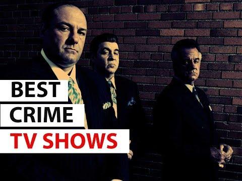 Top 10 Best Crime Tv Shows  (1999 - 2018)