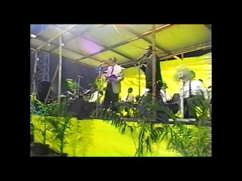 Billy Cole – Papua New Guinea Crusade 1996