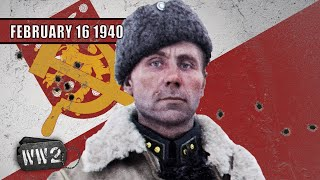 Finland's Desperate Fight - WW2 - 025 - February 16 1940