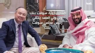 تأسيس رؤية سوفت بنك مع صندوق الاستثمارات السعودي