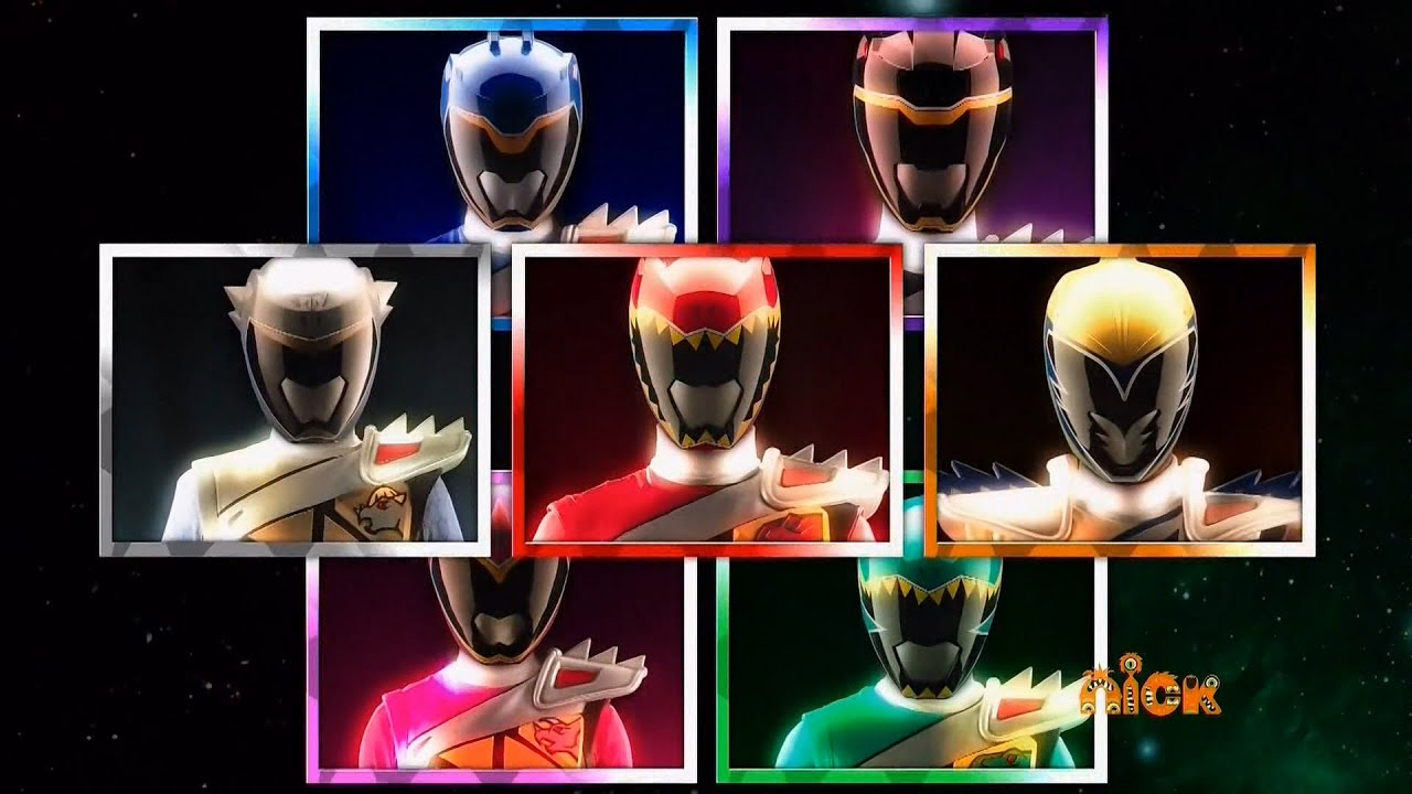 Power Rangers Dino Charge Power Rangers Morph 15
