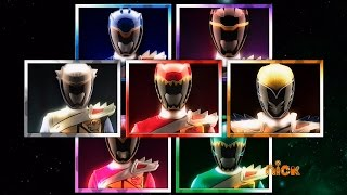Power Rangers Dino Charge - Power Rangers Morph 15 / Graphite Ranger