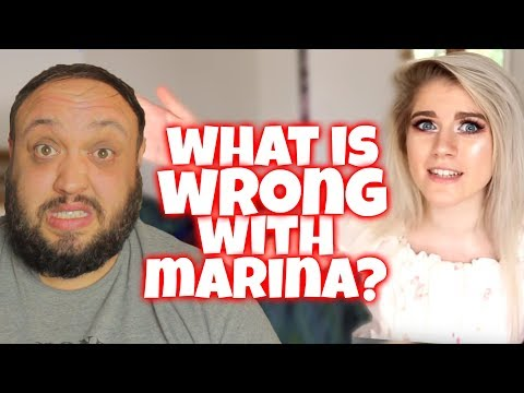 My Thoughts on Marina Joyce's Mental Health and Drug Use